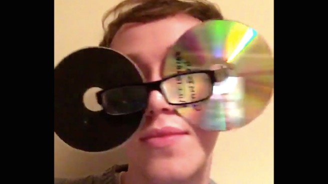 CD glasses