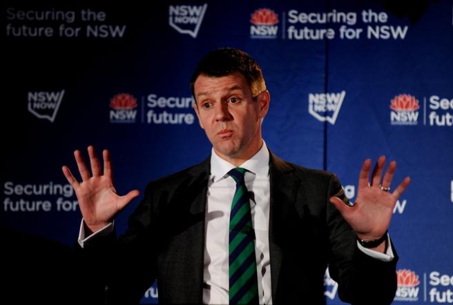 NSW STATE BUDGET PRESSER